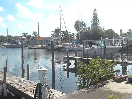 deep water docks pasco fl