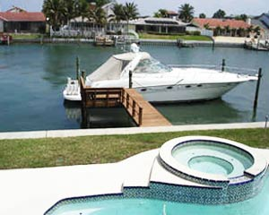florida waterfront homes boating