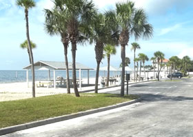 gulf harbors fl beach club